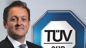 TÜV SÜD Türkiye'nin yeni CEO'su belli oldu