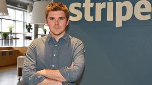 Stripe'ın kurucusu, servetini kendisi yaratan en genç isim oldu