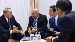 Yıldırım Holding'ten Orta Asya'ya yatırım