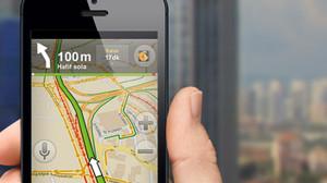 Yandex Navigasyon'da 'çevrimdışı' dönem