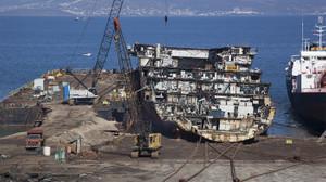 Gemi sökümde Türkiye başarısı