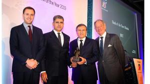 Çalık Grubu'nun Arnavutluk'taki bankası  BKT, 10'uncu kez yılın bankası seçildi