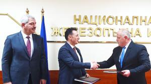 Bulgaristan'ın en zor projesine Türk imzası