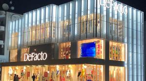 DeFacto Girne'de yeni mağaza açtı