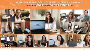 Tüpraş'tan genç yeteneklere online çalışma deneyimi imkanı