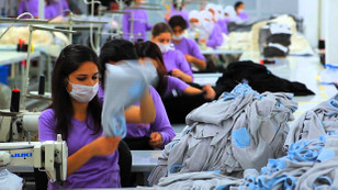 Devler 'Made in Turkey' reklamı yaptı tekstilcinin 'Amerikan rüyası' başladı