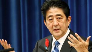 Abe'den 'Japon Yeni' açıklaması