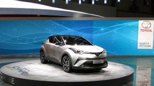 Toyota Türkiye'de üretilecek modelini tanıttı