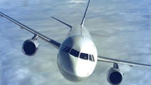 Moskova'da uçak pistten çıktı 2 kişi öldü