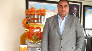 Amerika, Cancan'ın makineleri ile taze meyve suyu içecek