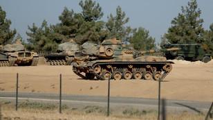 'Türk tankları Suriye tarafına geçmedi'