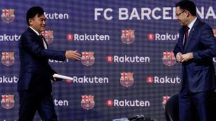 Barcelona'ya yeni sponsor