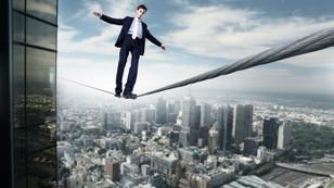 Risk korkusu girişiminizi büyütmeye dur demesin