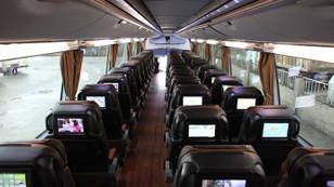 Ocakta 14 milyon kişi otobüsle yolculuk yaptı