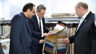 Bursa tekstilde yeni hedefler peşinde