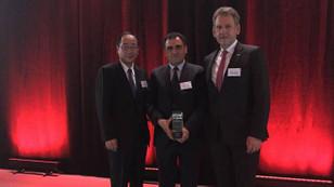 Bosch'un Bursa Fren fabrikasına Toyota'dan ödül