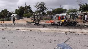 Somali'de bombalı saldırı: 13 ölü