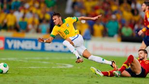 Dünya futbolunu Brezilya domine ediyor