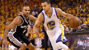 Warriors'ın rakibi Spurs oldu