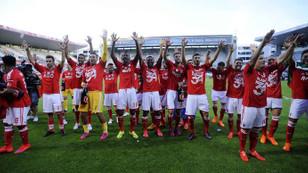 Benfica üst üste 4. kez şampiyon