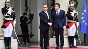 Macron: Fransa'da güveni yeniden oluşturacağız