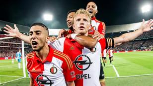 Hollanda'da şampiyon Feyenoord