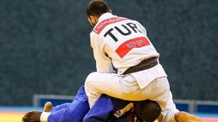 Türkiye judoda 5 madalya kazandı