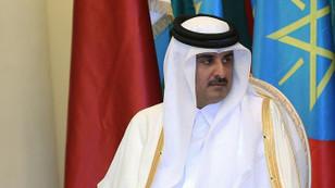 Katar Emiri'nden 'Suriye'de siyasi çözüm' çağrısı