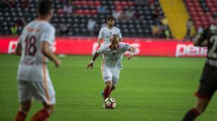 Galatasaray'dan deplasman zaferi