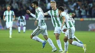 Konyaspor finale yükseldi