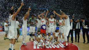 Avrupa Ligi'nin en çok kazananı Real Madrid