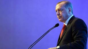 Erdoğan'dan Fenerbahçe'ye tebrik