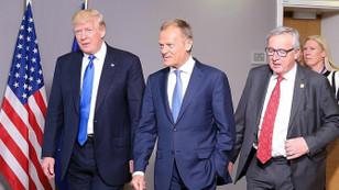 Trump ve Tusk, Rusya konusunda uzlaşamadılar