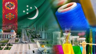 Türkmenistanlı firma tekstil kimyasalları ithal edecek
