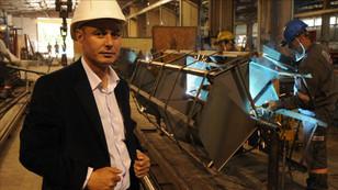 Ata mirası atölyeden 25 bin metrekarelik fabrikaya