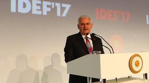 'IDEF, alanında en büyük 5'inci organizasyon'