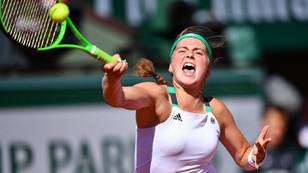 Fransa Açık'ta şampiyon Ostapenko oldu