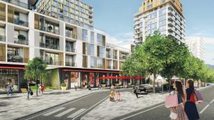 Proje başında büyük daire satışları arttı