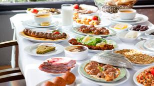 Ramazan'a özel iftar sofraları (5)