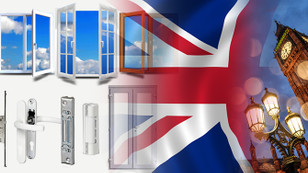 İngiliz firma PVC pencere kapı aksesuarları talep ediyor
