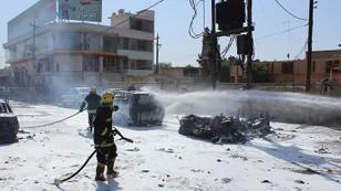 Musul'da intihar saldırısı: 8 ölü