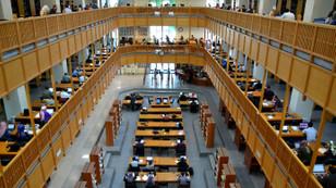 Türk dünyası kütüphaneler birliği kuruluyor