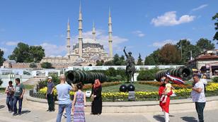 Edirne'nin yeni 'çekim' merkezi