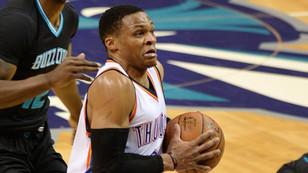 NBA'in en değerli oyuncusu Westbrook seçildi