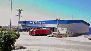 Reysaş'tan Orhanlı'ya 100 bin metrekarelik depo