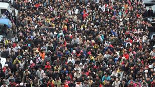Dünya nüfusu: 7,6 milyar