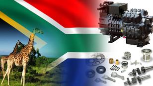 Güney Afrika firma soğutucu kompresör parçaları talep ediyor