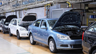 AB'de araç satışları yükseldi