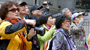 Çinli turistlerin Türkiye'de yaptığı alışveriş yüzde 119 arttı