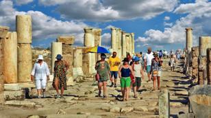 Turizm bu yıl yeniden canlandı